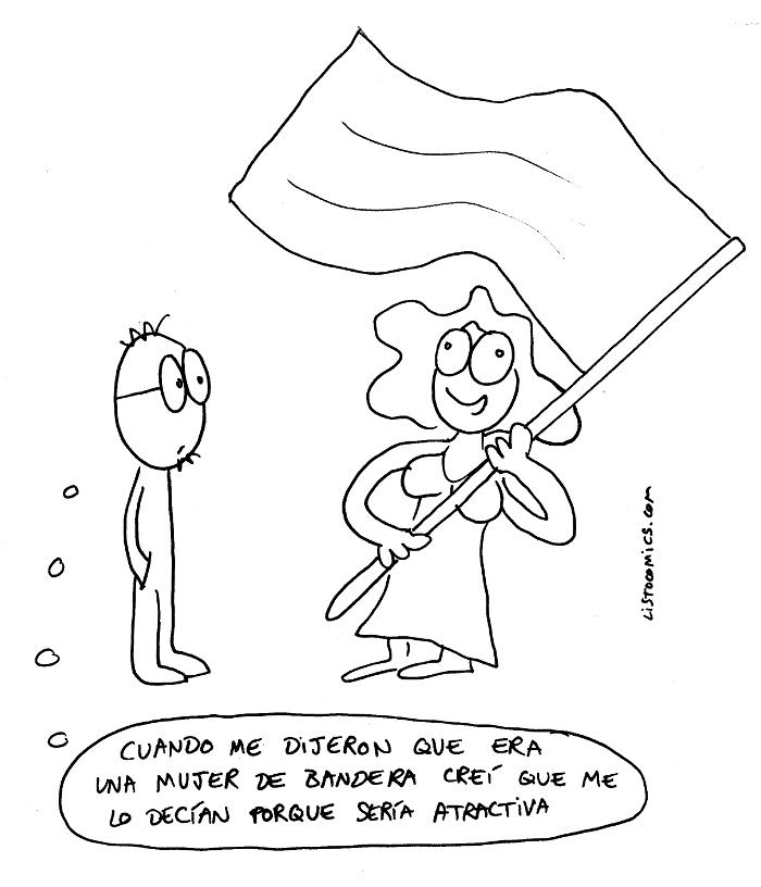 1175. De bandera
