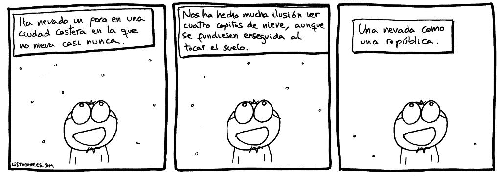 1204. La nevada