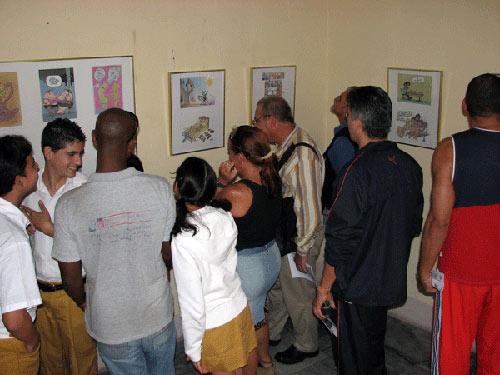 Salón del Humor Erótico de Cuba Melaíto