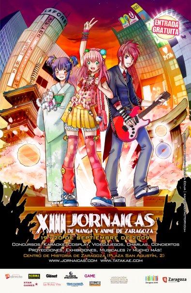 Jornaicas Manga Tatakae