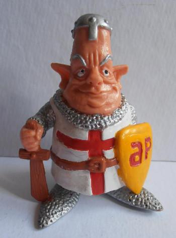 El muñeco moncli de Manuel Fraga