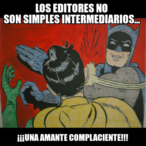 Batman complaciente